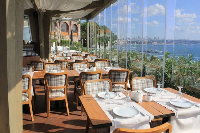 رستوران استانبول